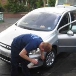 Exterior valeting